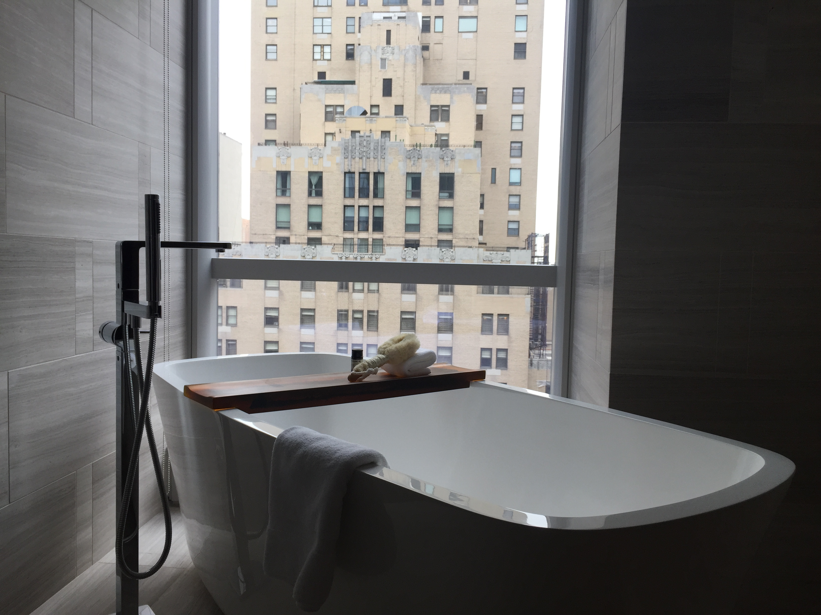 Park Hyatt New York Bath