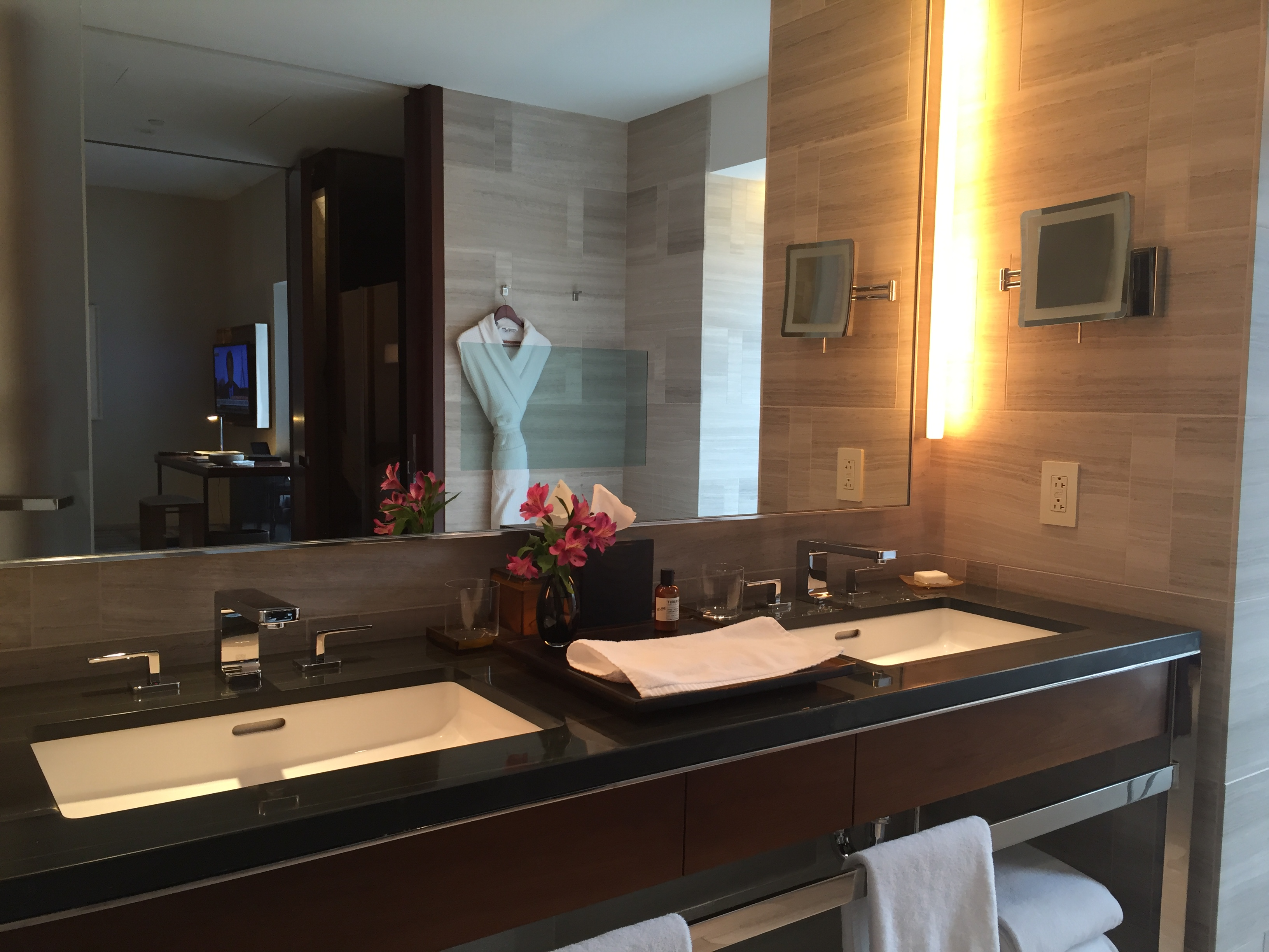 Park Hyatt New York Bathroom Sinks