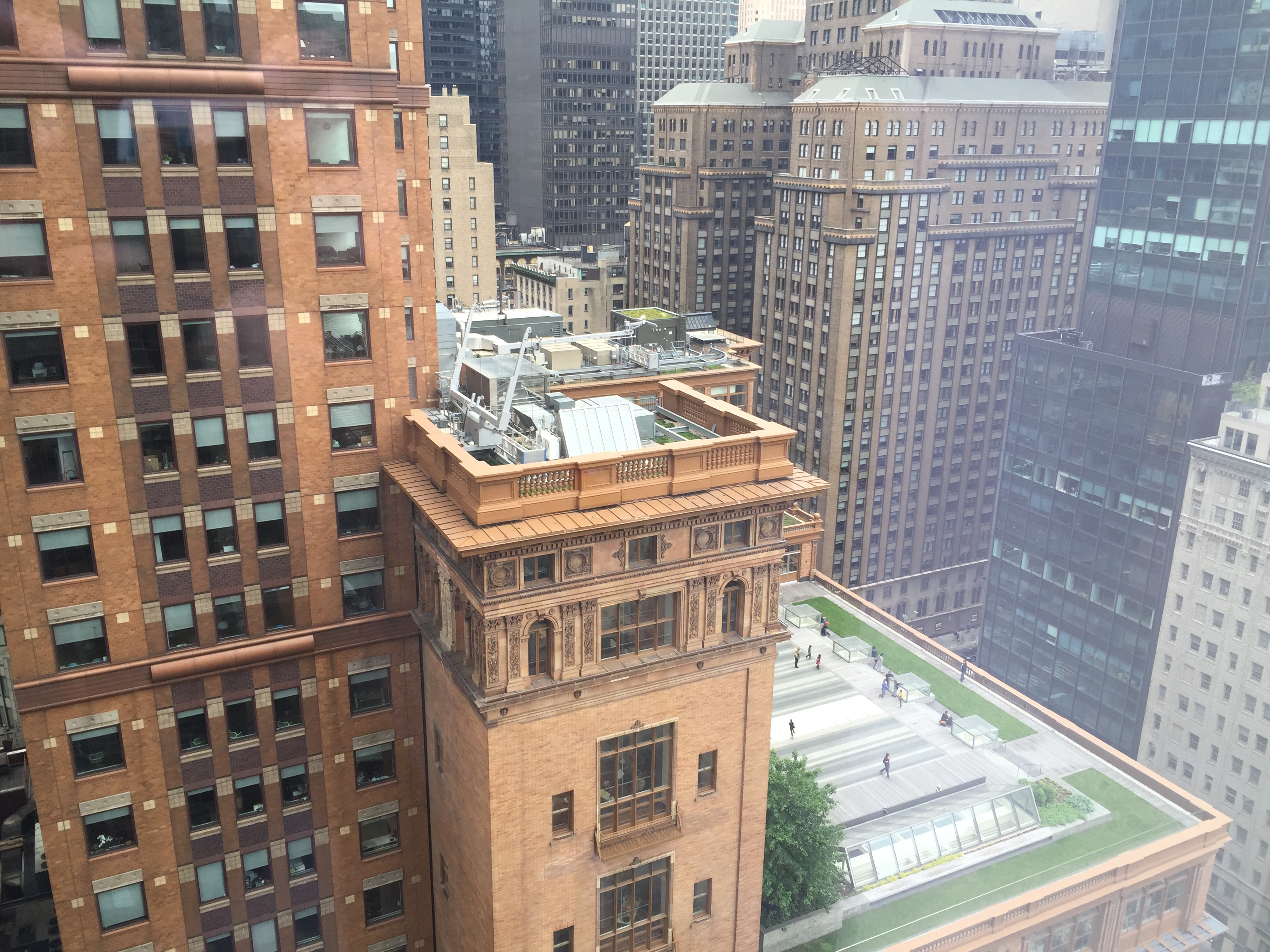 Full Review Park Hyatt New York Mile Writer
