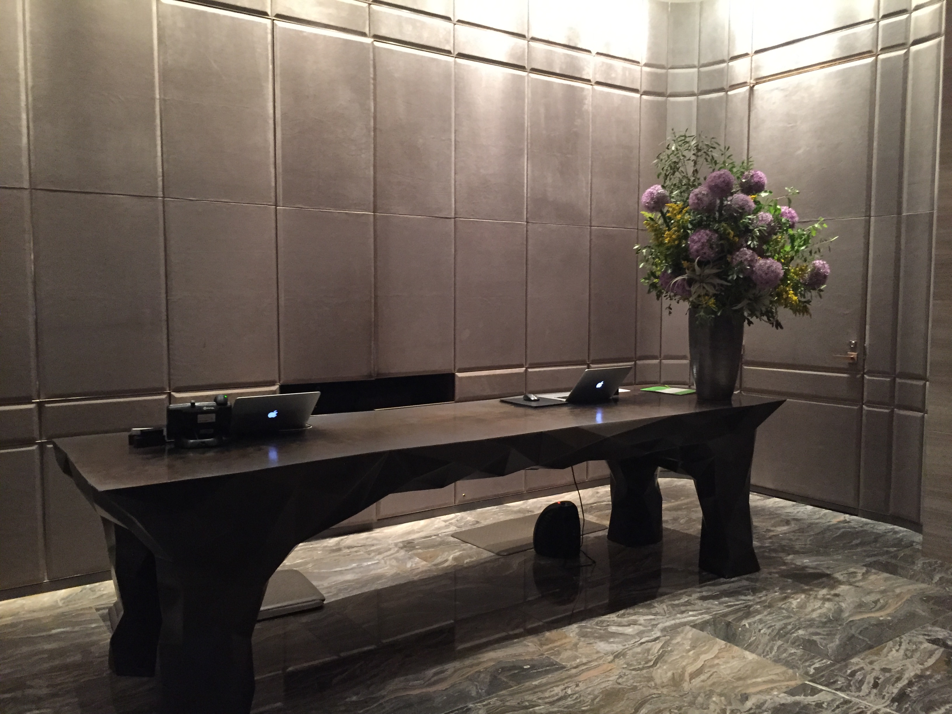 Park Hyatt New York Check-in