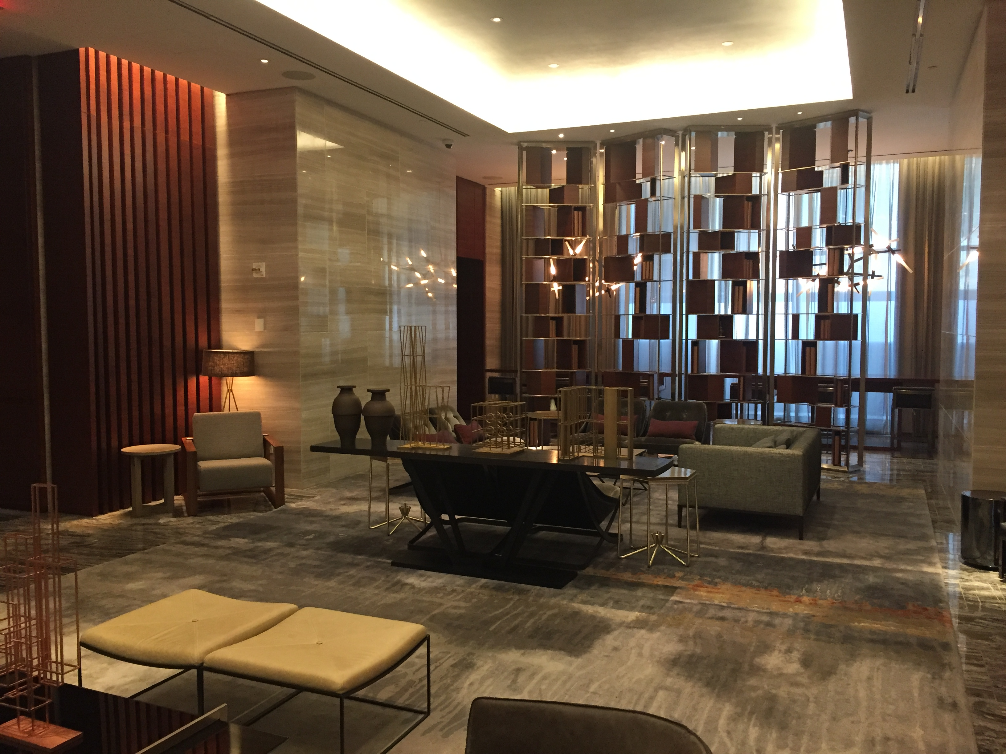 Park Hyatt New York Event Lounge