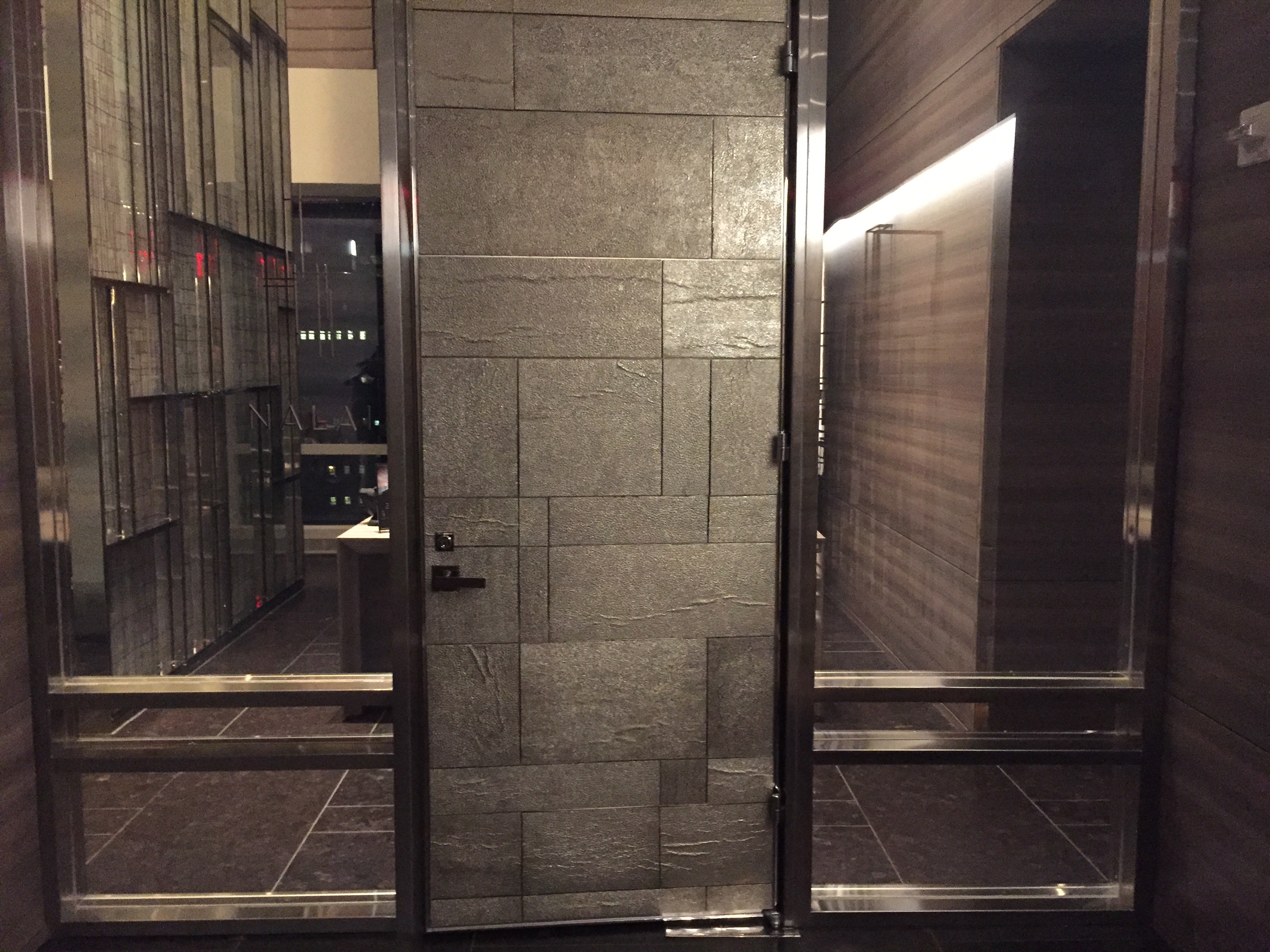Park Hyatt New York Nalai Spa Entrance