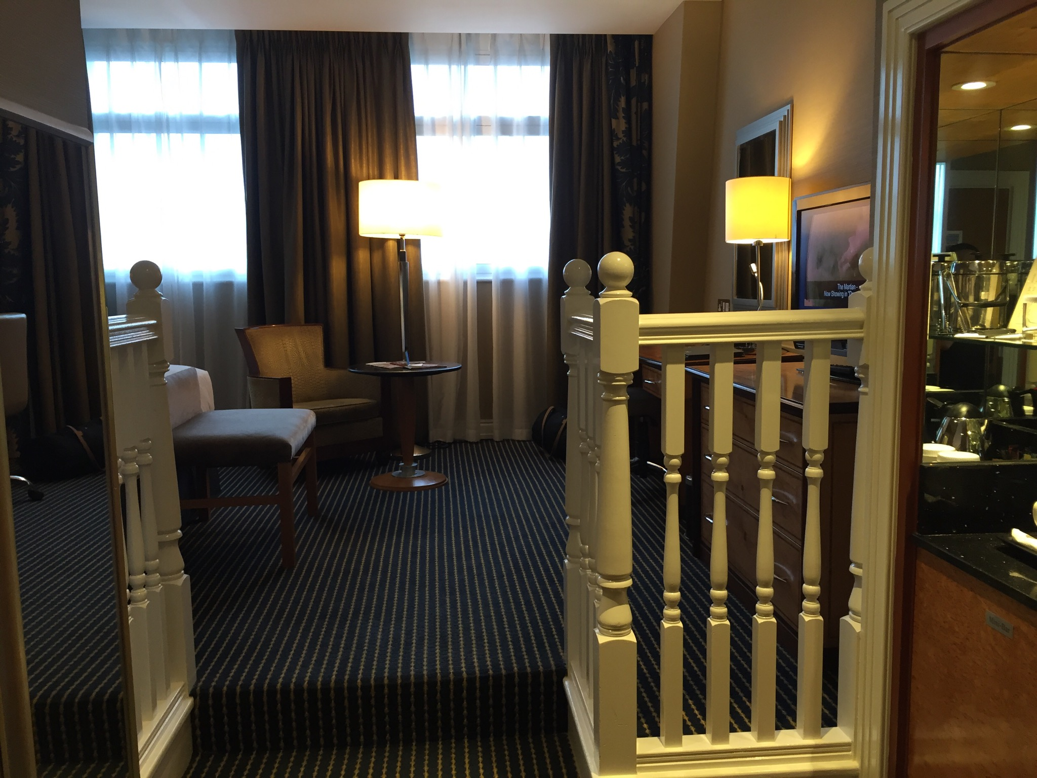 Hilton London Paddington Room Entrance