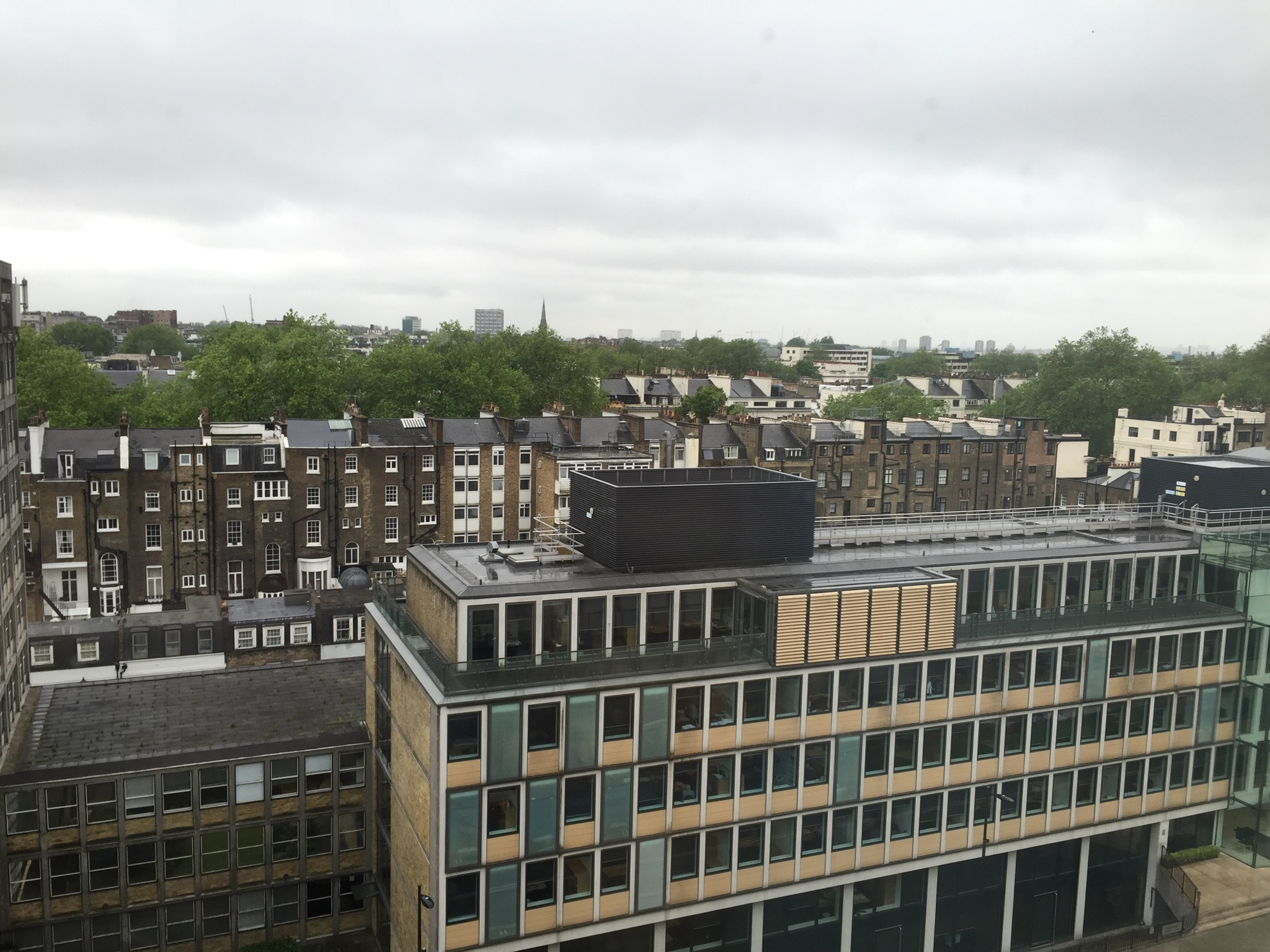 Hilton London Paddington View