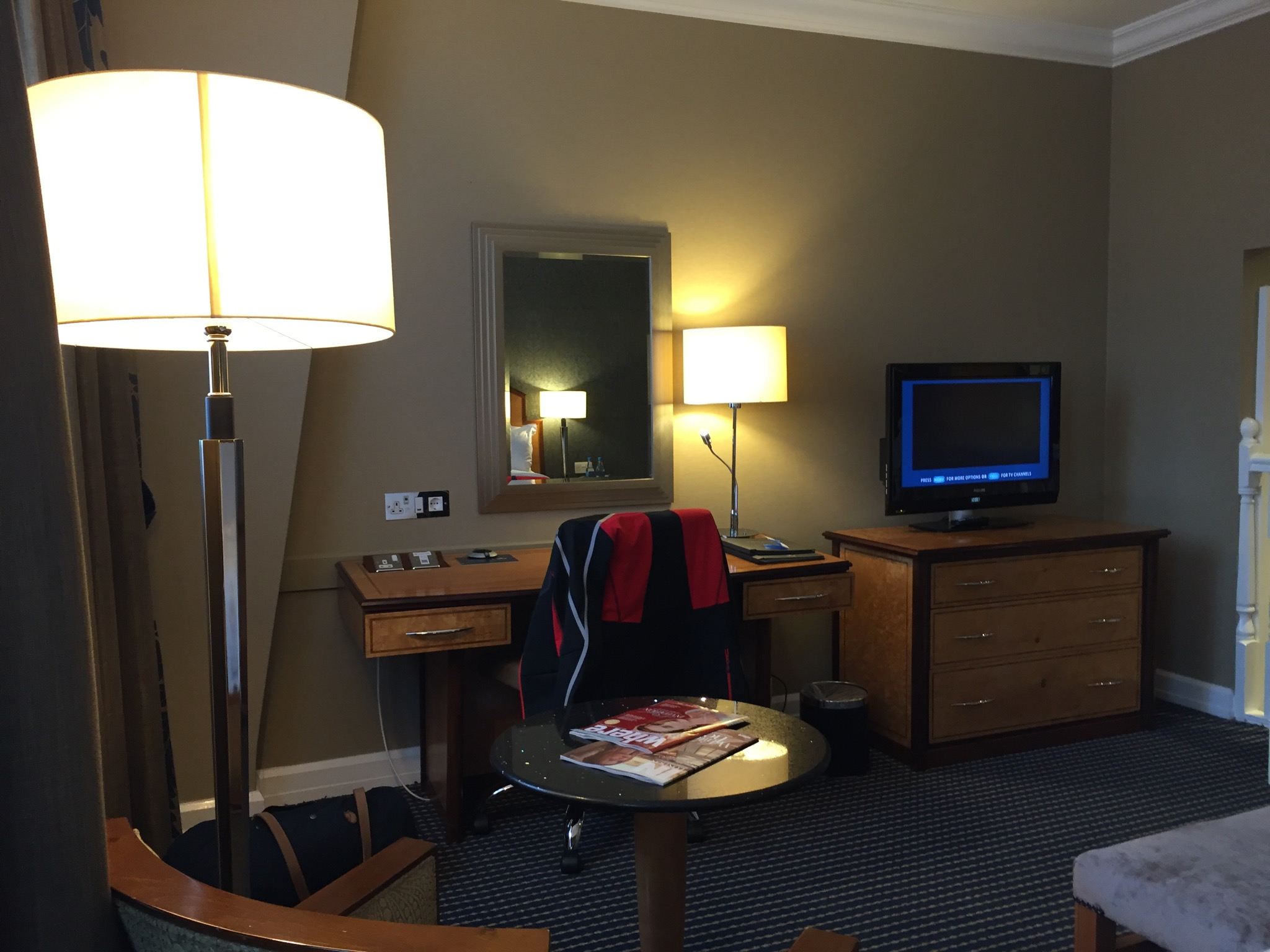 Hilton London Paddington Room
