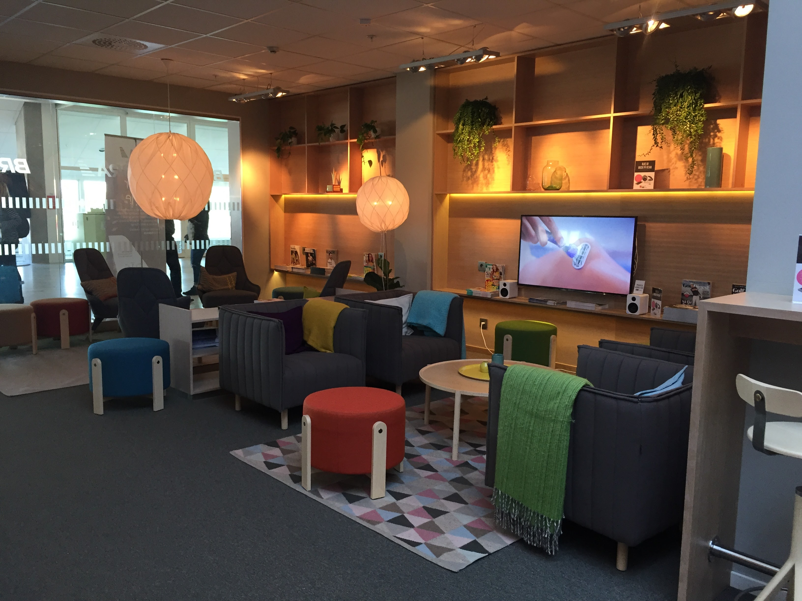 Malmo Aviation Lounge GOT Design
