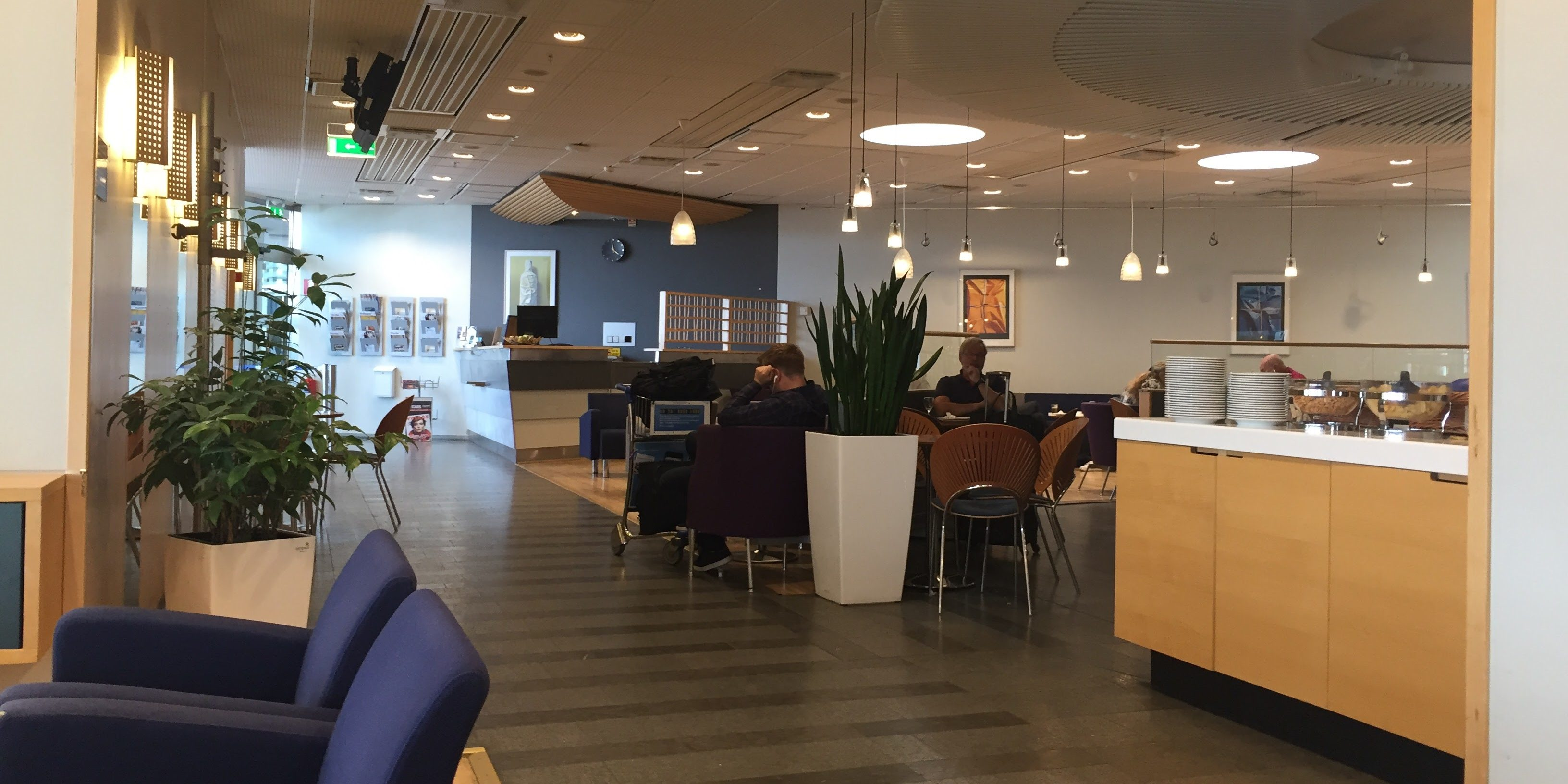 Review: Menzies Business Lounge Stockholm Terminal 5
