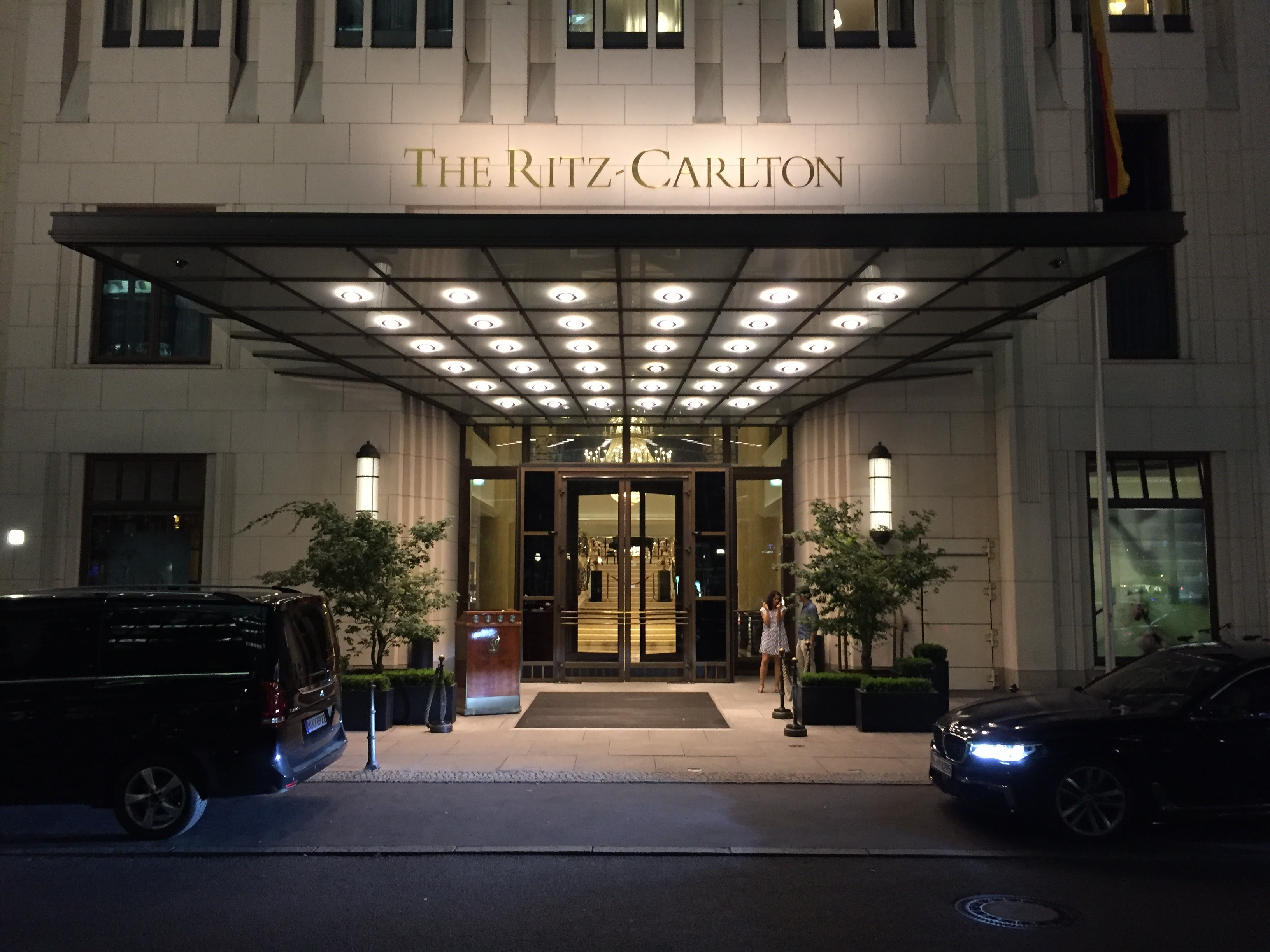 Ritz Carlton Berlin Car