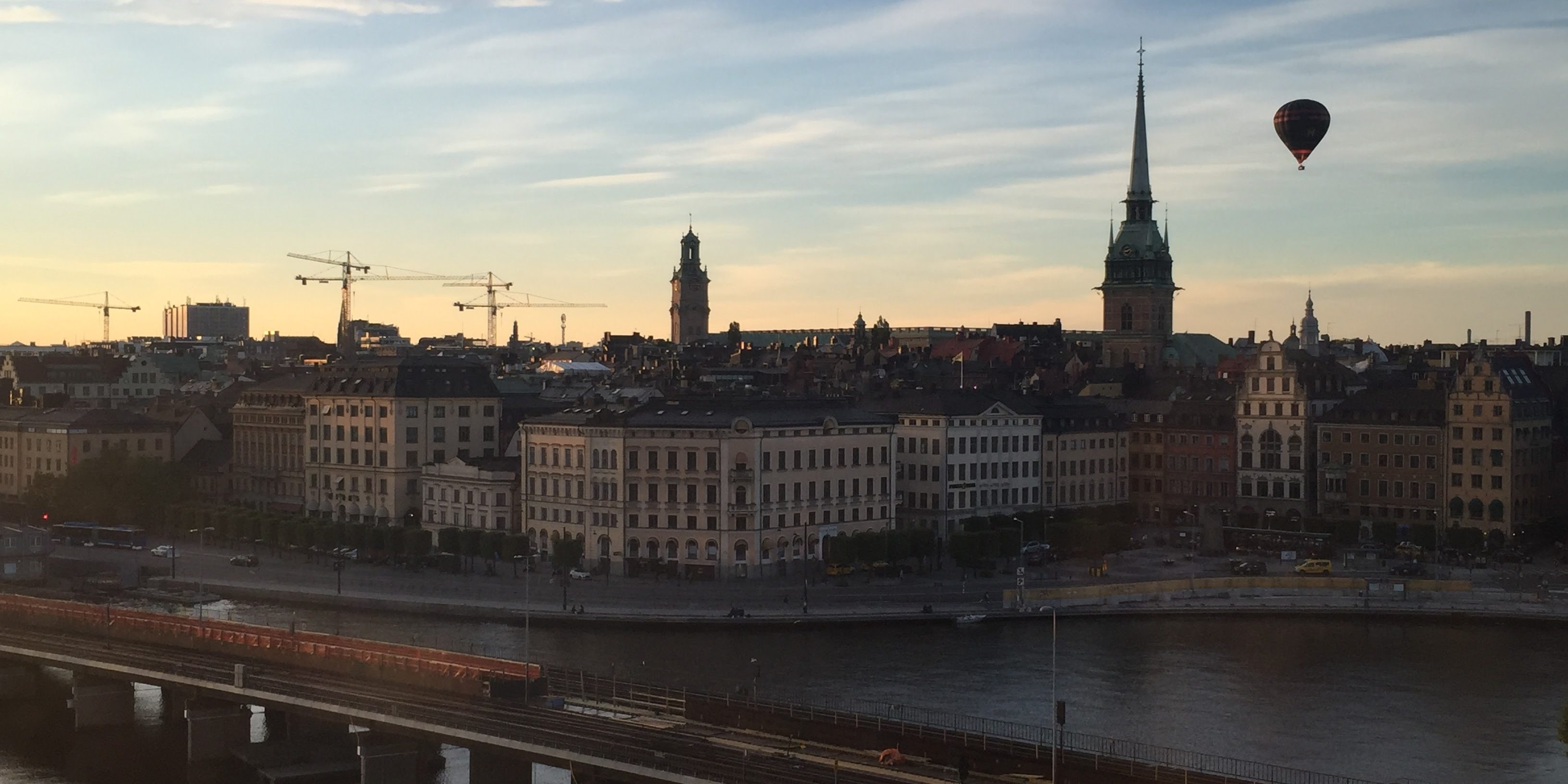 Where are all the hotel chains in Scandinavia?