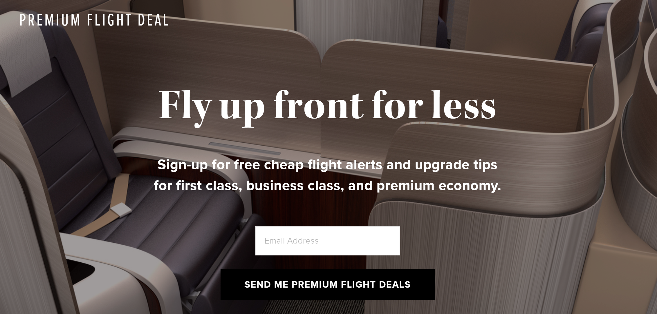 Introducing PremiumFlightDeal.com
