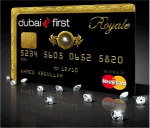 metal credit card - Dubai-First-Royal-Master-Card