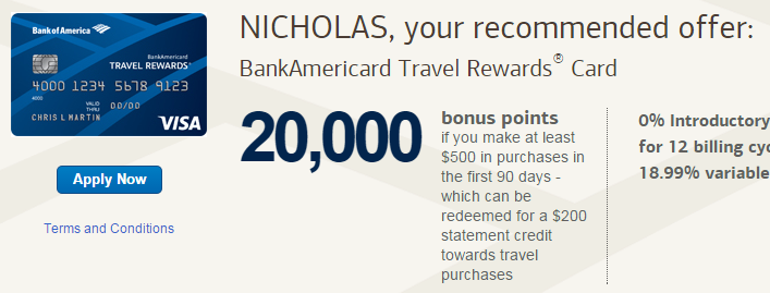 travel rewards 20000