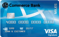 commerce bank credit card