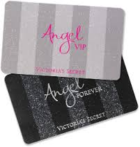 victorias secret credit card