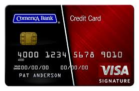 elan credit card - comerica