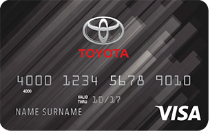 toyota credit card