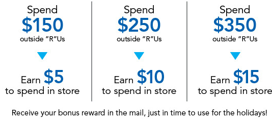 toys r us october promotion
