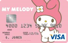 pink credit card hello kitty