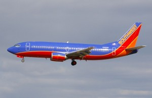 Current Southwest Livery