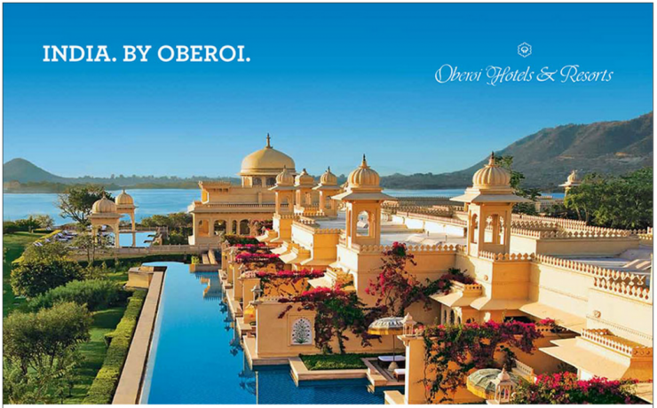 India by Oberoi