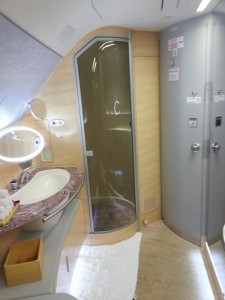 Emirates ShowerSpa