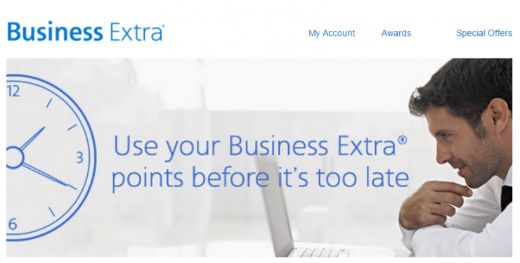 American Airlines Business ExtraA