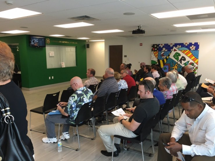 Brazillian DMV - pulled from Yelp