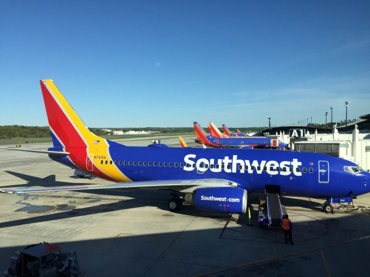 southwest liveries