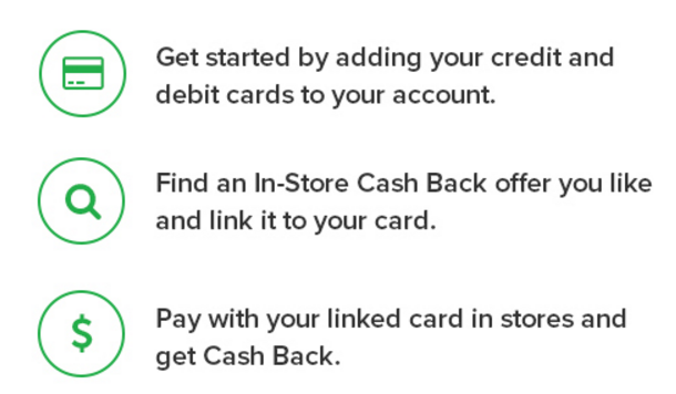 Ebates cashback in-store sign-up