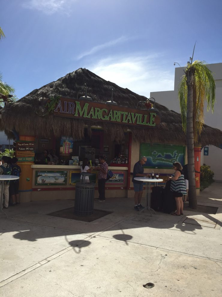 Cancun, Air Margaritaville