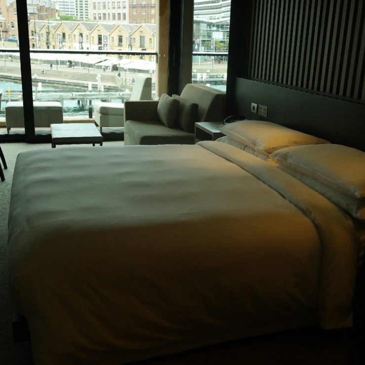 Park Hyatt Sydney - The Bed