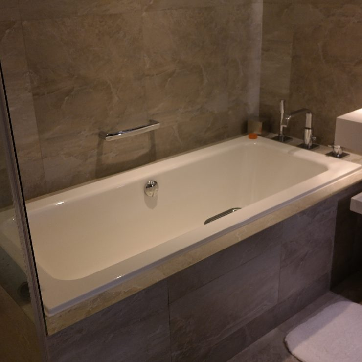 Grand Hyatt Taipei Bathtube