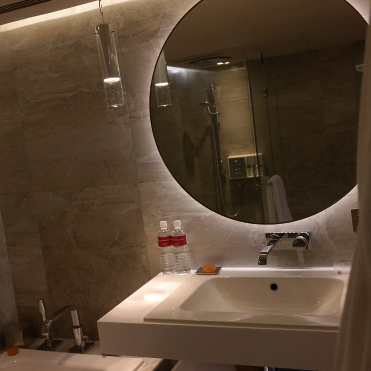 Grand Hyatt Taipei Sink