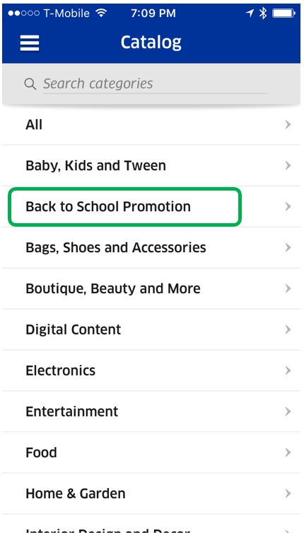 back to school on mileage plus x app