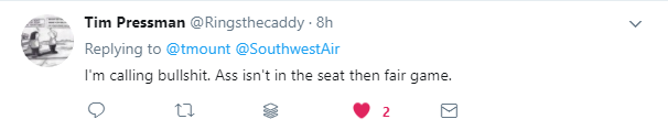 save a seat on southwest