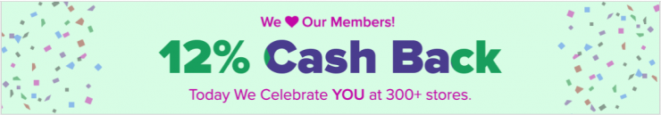 Ebates Member Appreciation Day