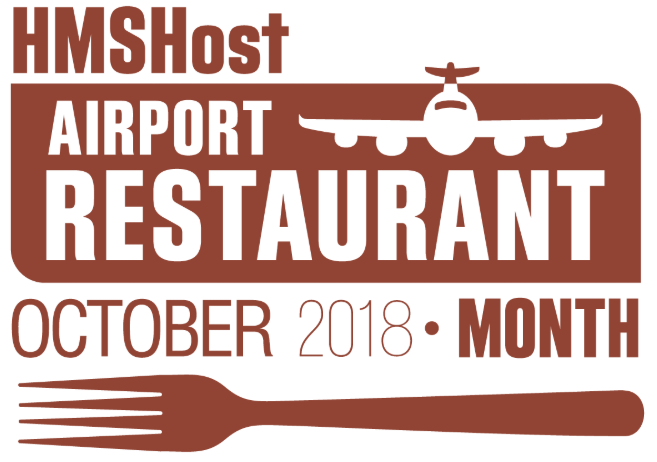 HMSHost Airport Restaurant Month