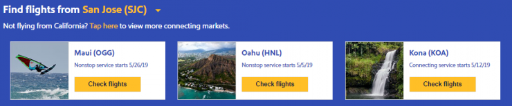 Southwest Goes to Hawaii