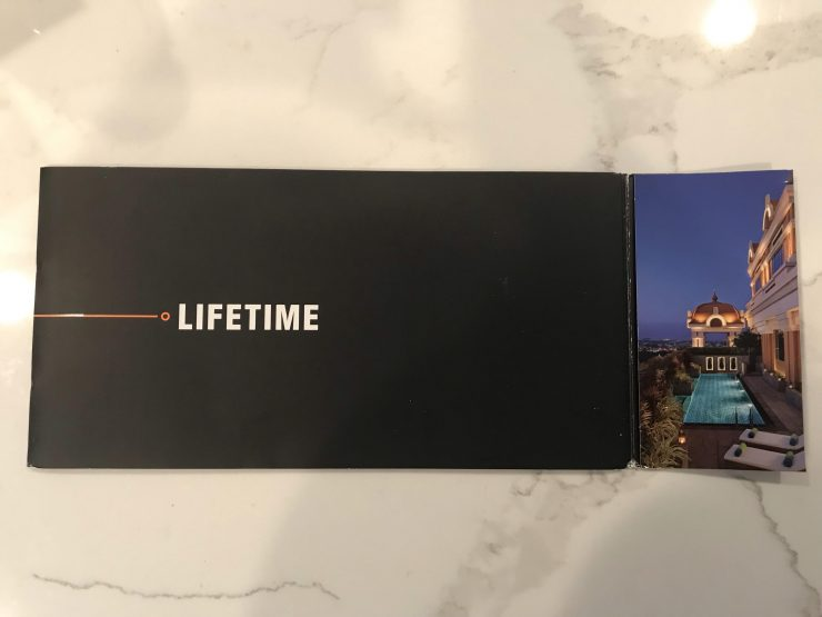 Lifetime Titanium Elite Membership Package