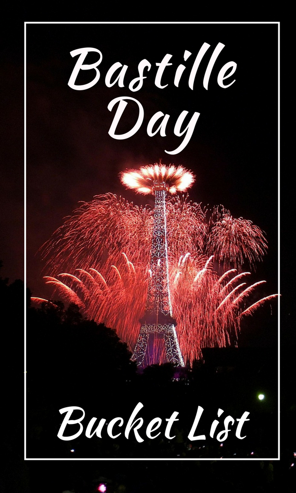 Bastille Day fireworks from the Hyatt Etoile needs to be on your bucket list!