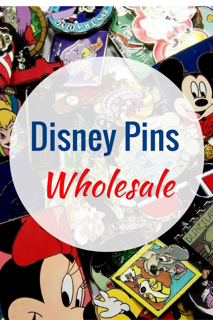 How I Get Disney Pins Wholesale