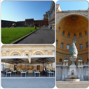Breakfast at the Vatican City Wonders Review