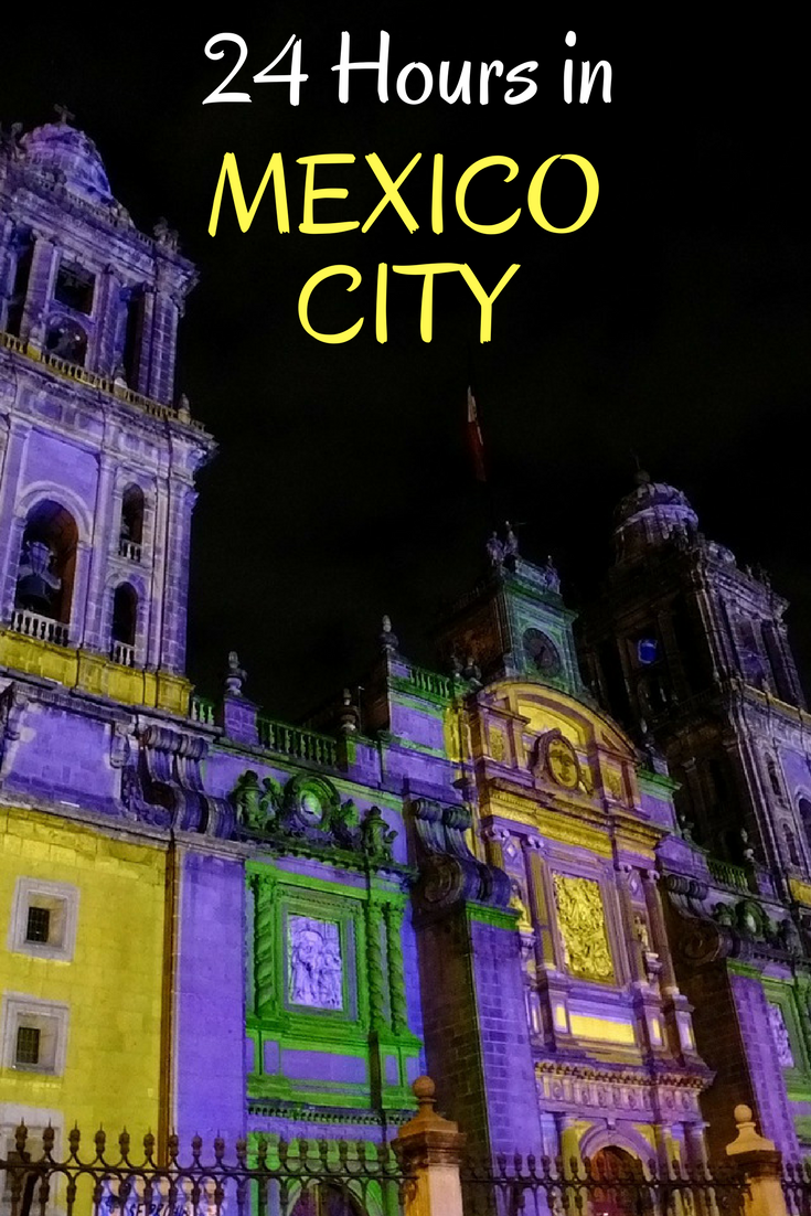 Do you have just one day in Mexico City? Here's how to maximize your Mexico City layover with your kids.