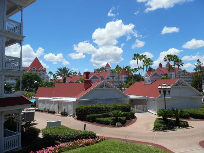 The Grand Floridian: one of the Disney World Resort Reviews that I don't recommend.