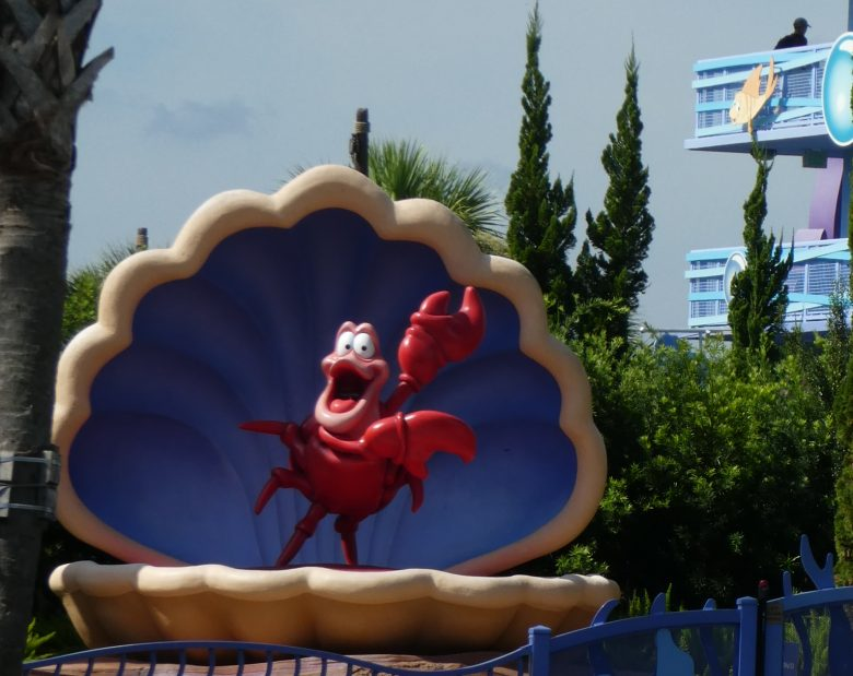 Sebastian art of animation resort