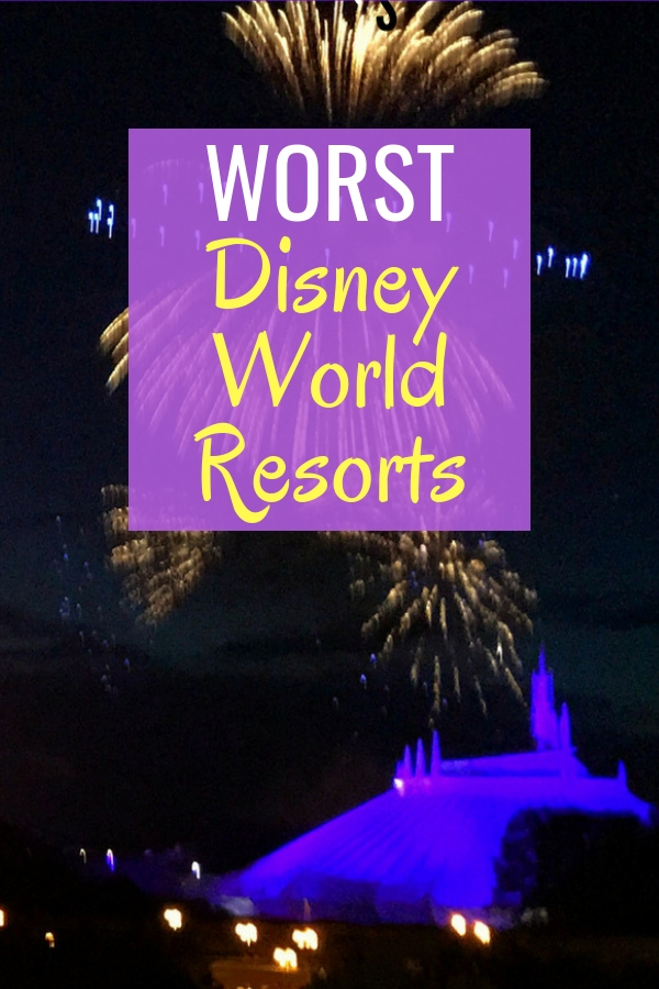 You'll find a ton of #DisneyWorld advice telling you where to stay. I'll tell you where NOT to stay.