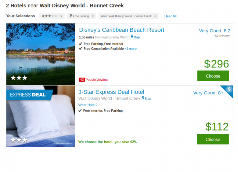 Disney World hotel hack: a way to save big on your next Disney stay!