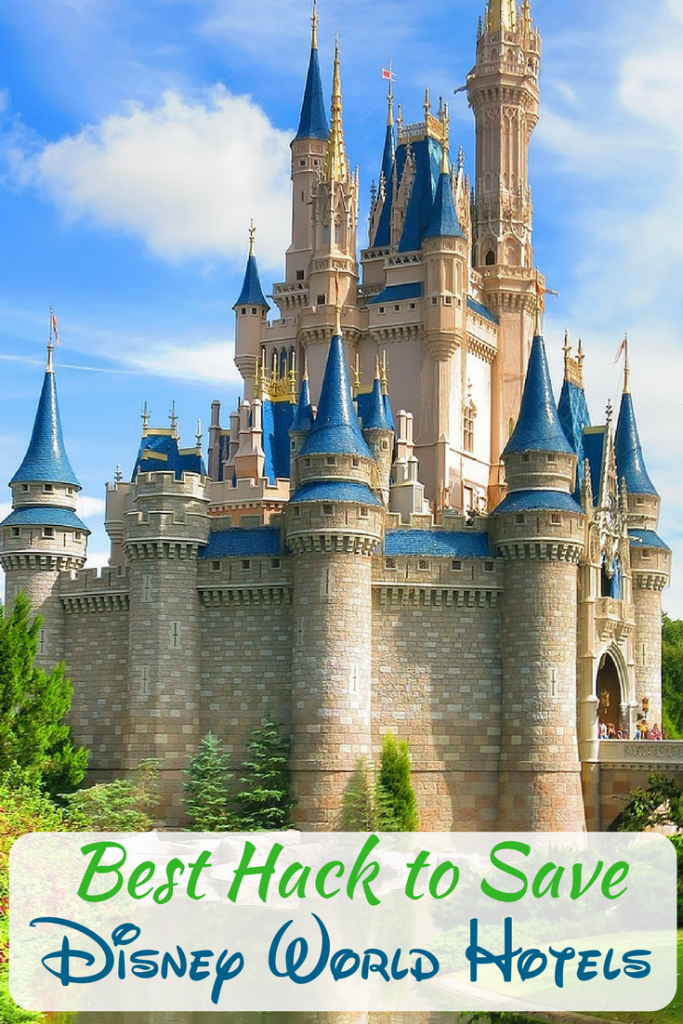 Disney World Hotel Hack: How I just saved 62%!