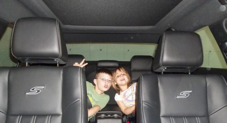 A photo from of our many road trips. Transitions are one of three surprisingly good ways to use hotel points.