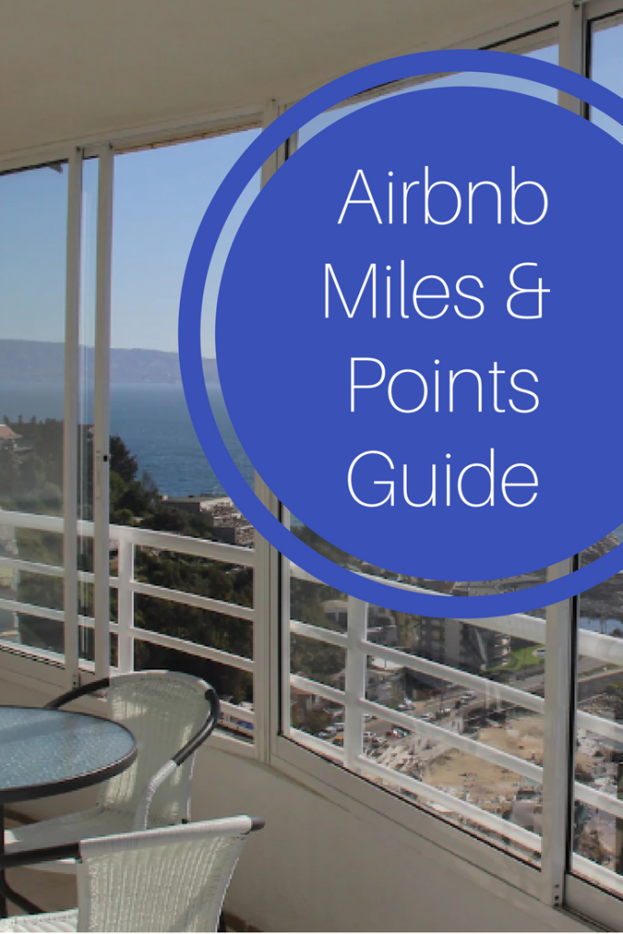 Airbnb Miles and Points guide: how to maximize earning and redeeming when using Airbnb.